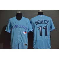 Bo Bichette Toronto Blue Jays Light Blue Baseball Jersey