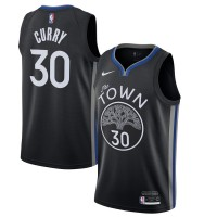 *Stephen Curry Golden State Warriors 2019-20 City Edition Jersey