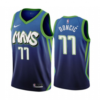 *Luka Dončić Dallas Mavericks 2019-20 City Edition Jersey