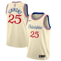 Ben Simmons Philadelphia 76ers 2019-20 City Edition Jersey