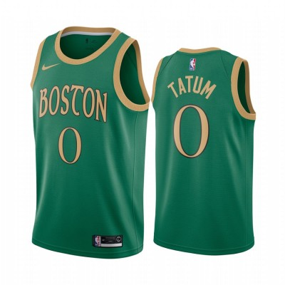 Jayson Tatum Boston Celtics 2019-20 City Edition Jersey