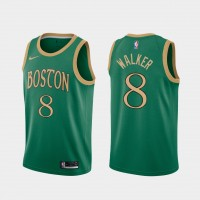 Kemba Walker Boston Celtics 2019-20 City Edition Jersey