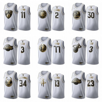 *2020 White and Gold Special Edition Jerseys