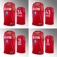 Team Giannis 2020 All Star Game Jerseys