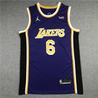 *LeBron James Los Angeles Lakers 2021-22 Statement Jersey