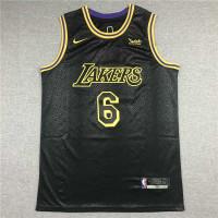 *LeBron James Los Angeles Lakers 2021-22 Mamba Snakeskin Jersey