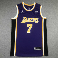 *Carmelo Anthony Los Angeles Lakers 2021-22 Statement Jersey
