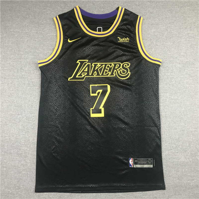 *Carmelo Anthony Los Angeles Lakers 2021-22 Mamba Snakeskin Jersey