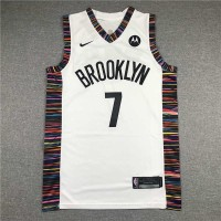Kevin Durant Brooklyn Nets 2019-20 City Edition Jersey