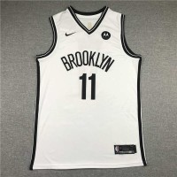 Kyrie Irving 2019-20 Brooklyn Nets White Jersey