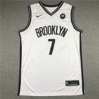 Kevin Durant Brooklyn Nets White Jersey