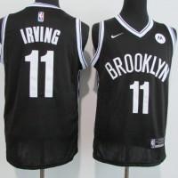 Kyrie Irving Brooklyn Nets Black Jersey
