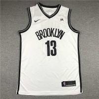 James Harden Brooklyn Nets White Jersey