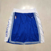 Los Angeles Lakers Blue Classic Edition Shorts