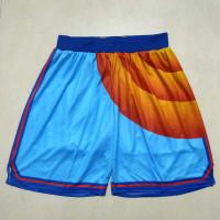 Space Jam 2 Blue and Orange Shorts