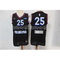 Ben Simmons Philadelphia 76ers 2020-21 City Edition Jersey