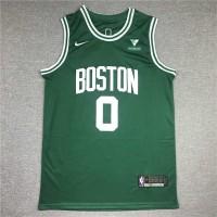 Jayson Tatum Boston Celtics Green Jersey