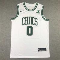 Jayson Tatum Boston Celtics White Jersey