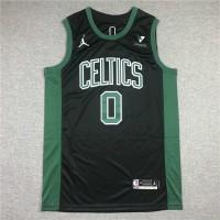 Jayson Tatum Boston Celtics 2020-21 Statement Black Jersey