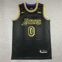 *Russell Westbrook Los Angeles Lakers 2021-22 Mamba Snakeskin Jersey