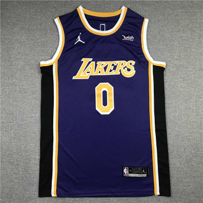 *Russell Westbrook Los Angeles Lakers 2021-22 Statement Jersey