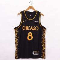 *Zach Lavine Chicago Bulls 2020-21 City Edition Jersey