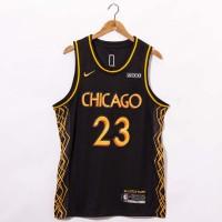 *Michael Jordan Chicago Bulls 2020-21 City Edition Jersey