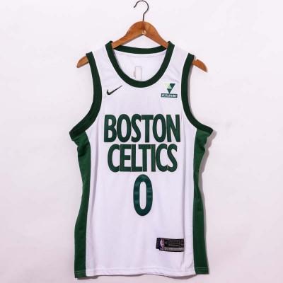*Jayson Tatum Boston Celtics 2020-21 City Edition Jersey