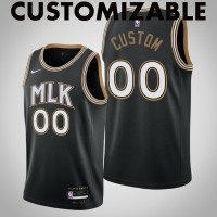 *Atlanta Hawks 2020-21 City Edition Customizable Jersey