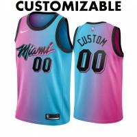 *Miami Heat 2020-21 City Edition Customizable Jersey