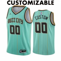 *Charlotte Hornets 2020-21 City Edition Customizable Jersey