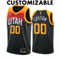Utah Jazz 2020-21 City Edition Customizable Jersey