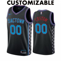 *Sacramento Kings 2020-21 City Edition Customizable Jersey