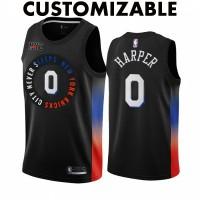 *New York Knicks 2020-21 City Edition Customizable Jersey