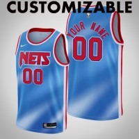*Brooklyn Nets 2020-21 Classic Edition Customizable Jersey
