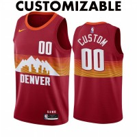 *Denver Nuggets 2020-21 City Edition Customizable Jersey