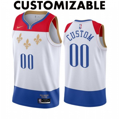 *New Orleans Pelicans 2020-21 City Edition Customizable Jersey