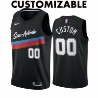 *San Antonio Spurs 2020-21 City Edition Customizable Jersey