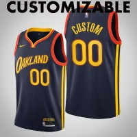 *Golden State Warriors 2020-21 City Edition Customizable Jersey