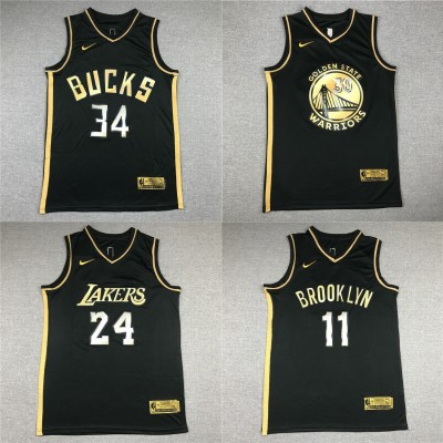 *2021 Golden Edition Jerseys - Click for more Player Choices