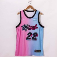 *Jimmy Butler 2020-21 Miami Heat City Edition Jersey