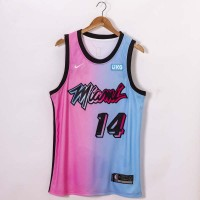 *Tyler Herro 2020-21 Miami Heat City Edition Jersey