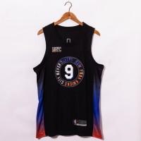 *RJ Barrett New York Knicks 2020-21 City Edition Jersey