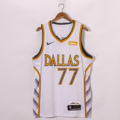 *Luka Dončić Dallas Mavericks 2020-21 City Edition Jersey