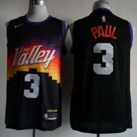 *Chris Paul Phoenix Suns 2020-21 City Edition Jersey