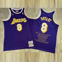 **Kobe Bryant Achievements Mitchell & Ness Los Angeles 1998 All Star Game Special Edition Jersey - Super AAA