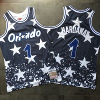 Penny Hardaway Mitchell & Ness Orlando Magic Independence Day Special Edition Jersey - Super AAA