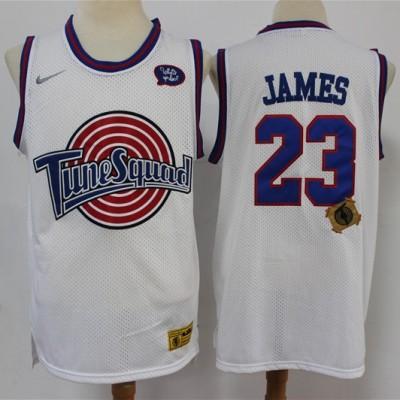 *LeBron James Space Jam Tune Squad Jersey