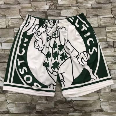 Boston Celtics M&N Big Face Shorts