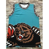 Vancouver Grizzlies M&N Big Face Jersey